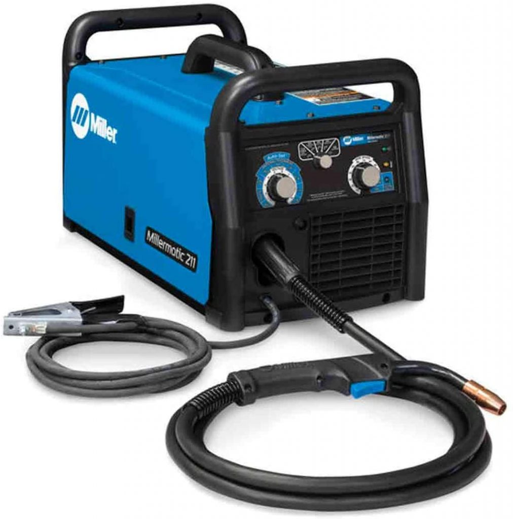 Miller Electric Millermatic 211 MIG Welder