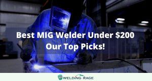 Best MIG Welder Under $200 Featured Image