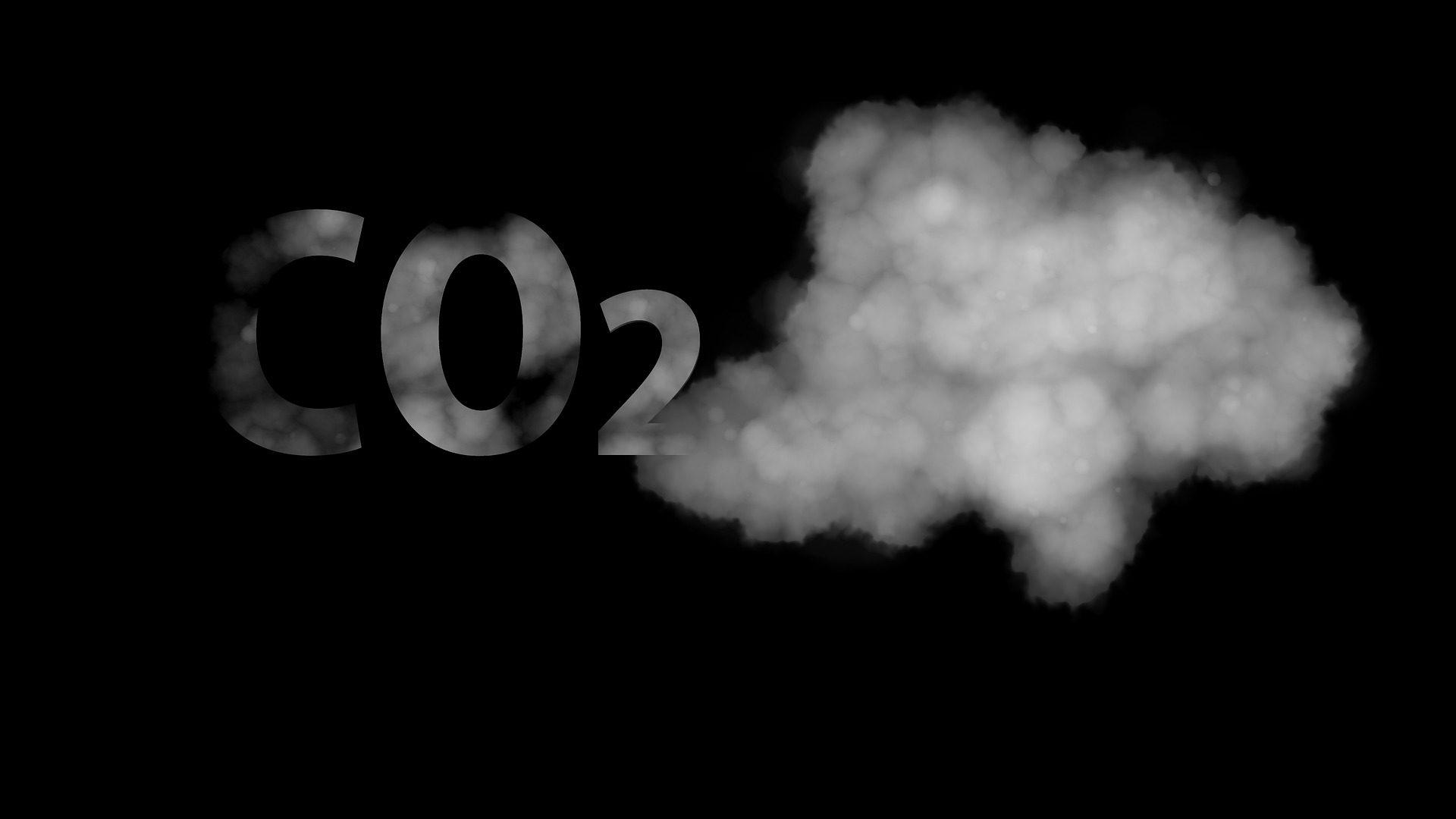 Carbon dioxide shielding gas