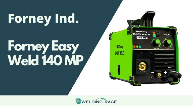 Forney Easy Weld 140 MP Review