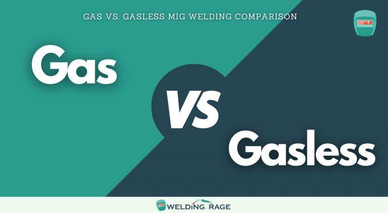 Gas Vs Gasless MIG Welder