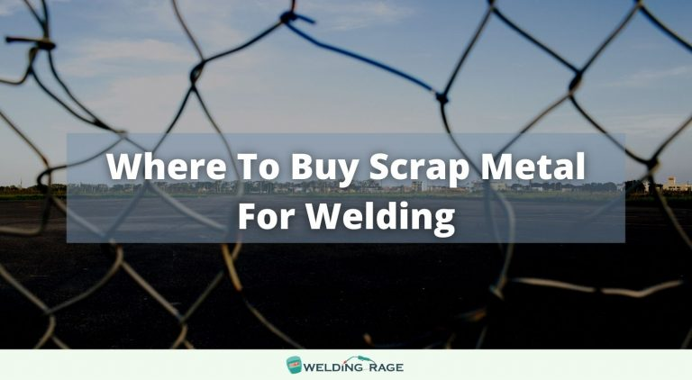Where To Find Scrap Metal For Welding