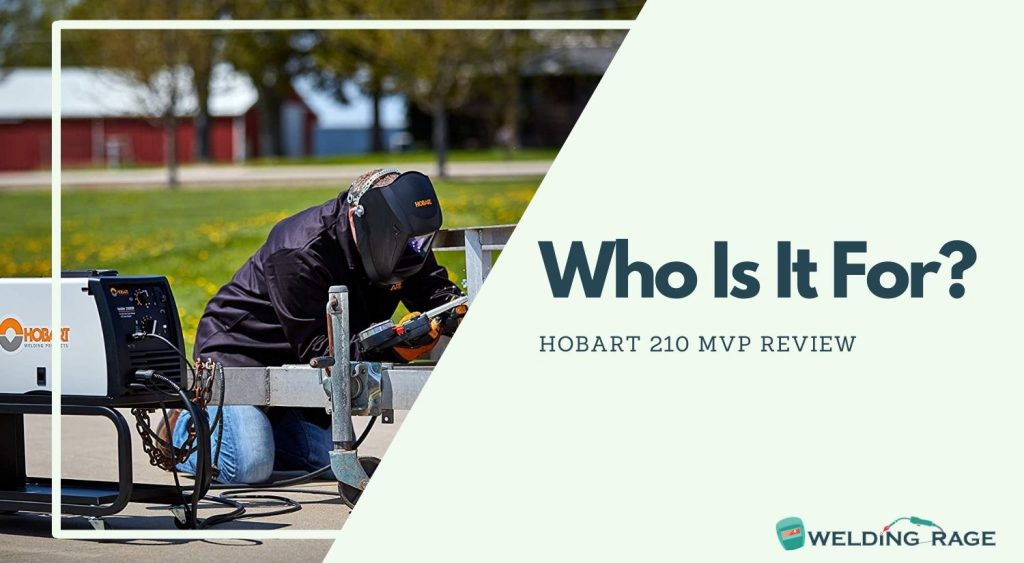 Who is Hobart 210 MVP For?